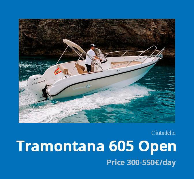 010-tramontana-20-motor-boat-hire-menorca