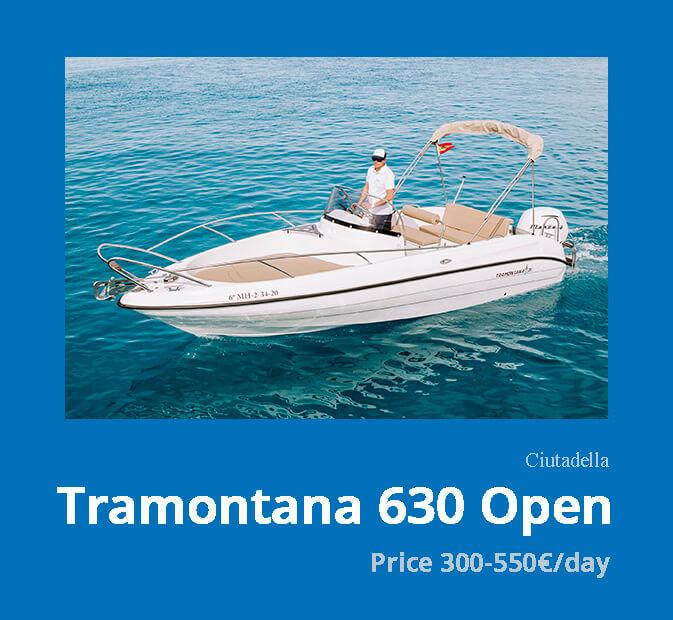 10-tramontana-21-open-motor-boat-hire-menorca