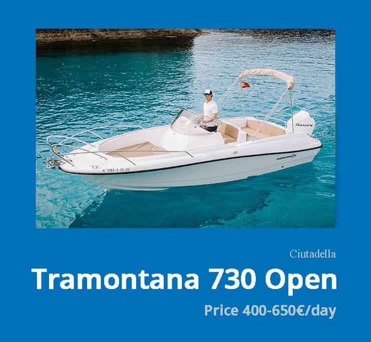 10-tramontana-24-open-motor-boat-hire-menorca