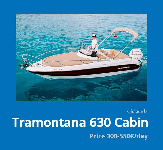 11-tramontana-21-cabin-motor-boat-hire-menorca